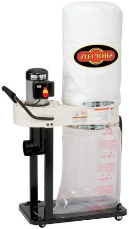 w1727 1 hp dust collector