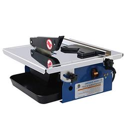 Leegol Electric 7-Inch Wet Tile Saw - Portable Wet Cutting P