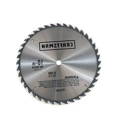 Craftsman X6RF Miter Saw 10-in Blade, 40-Tooth Genuine Origi