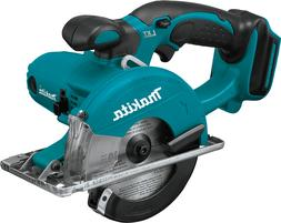 Makita XSC01Z 18V Cordless LXT Lithium-Ion 5-3/8 in. Metal C