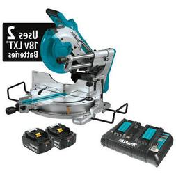 Makita XSL04PTU 18V X2 LXT Lithium-Ion  Brushless Cordless 1
