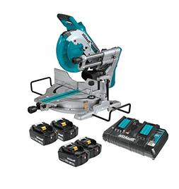 Makita XSL06PT 18V x2 LXT Lithium-Ion  Brushless Cordless 10