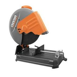 Ridgid ZRR4142 15 Amp 14 in. Cut-Off Machine