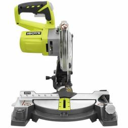 Ryobi ZRTS1143L 9 Amp 7-1/4 in. Miter Saw with EXACTLINE Las